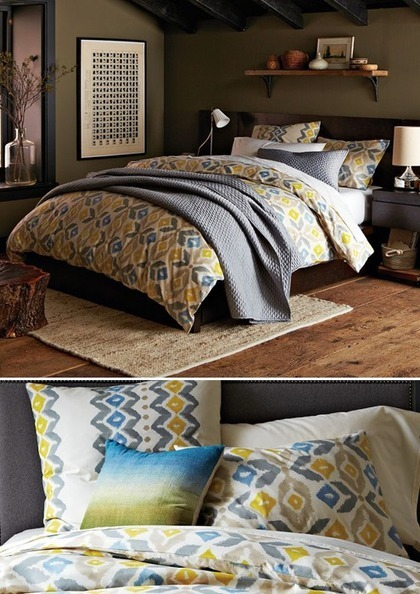 Current Stylish Organic Bedding Options :: Green Your Decor | MyCoop's Feathered Nest | Scoop.it