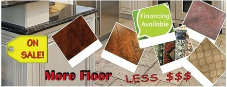 Flooring Sale | Flooring Trends | Scoop.it