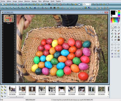 Logiciels de retouche photo gratuits | TICE, Web 2.0, logiciels libres | Scoop.it