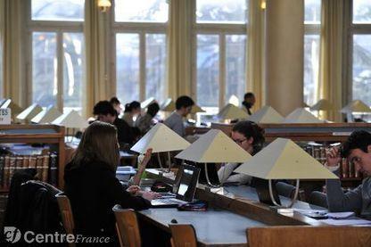 La bibliothèque universitaire : un lieu d'étude mais surtout de vie !   Trucs de bibliothécaires   Scoop.it
