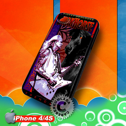 The Legend Rickey Medlocke iPhone 4 4S Case for sale | Customizable Smart Phone Cases | Scoop.it