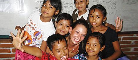 Volunteer in Bali Opportunities teaching Children English with Volunteer Bali Programs | Volunteering in Bali, Indonesia Working with Children | Scoop.it