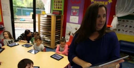 Teachers Find iPad Slide-sharing App Nearpod Like 'PowerPoint on Steroids' -- THE Journal | Educación y Colaboración | Scoop.it