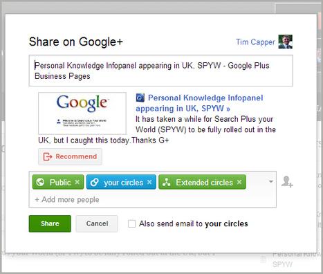 Google+ Interactive Posts - Wordpress Plugin | Wordpress design | Scoop.it