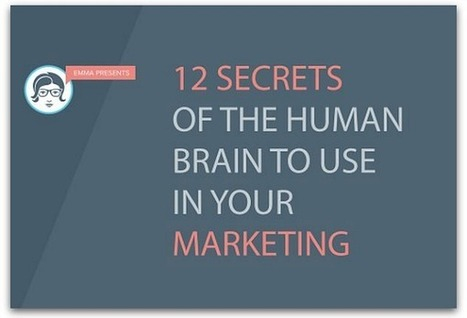 Infographic: Facts about the human brain communicators need to know   Swing your communication   Scoop.it