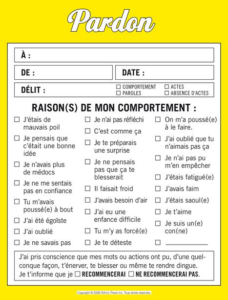 Pardon | Glanages & Grapillages | Scoop.it