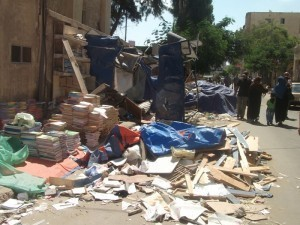 Police attack historic used book market in Alexandria | Égypt-actus | Scoop.it