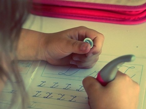This infographic explains what your handwriting really says about you | grafología y biorresonancia cuántica | Scoop.it