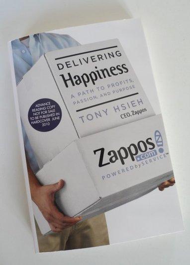 Le PDG de Zappos, publie son livre Delivering Happiness | Et si on changeait de paradigme managérial? | Scoop.it