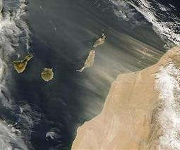 UH Professor Offers Insight Into Saharan Dust Migration   Sustain Our Earth   Scoop.it