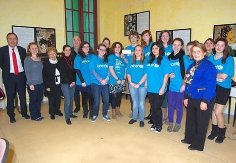 Montauban. Les jeunes ambassadeurs de l'Unicef avec les Philippines   Revue de presse   Scoop.it