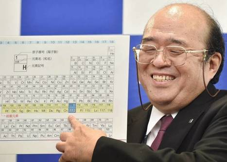 Japanese research institute earns right to name element 113 | Dernières  nouvelles | Scoop.it