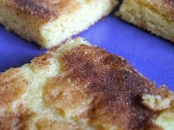 Snickerdoodle Cookie Bars | Frugal Antics of a Harried Homemaker | Beyond Chicken Salad | Scoop.it