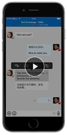 HelloTalk Language Exchange - Learn English German French Italian Russian App | Free English Resources | Scoop.it