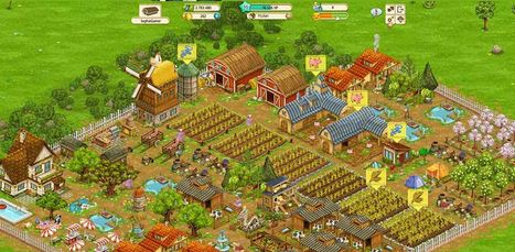 Try the Coolest Farm Game Ever | Strange, funny, and odd stories and more | Scoop.it