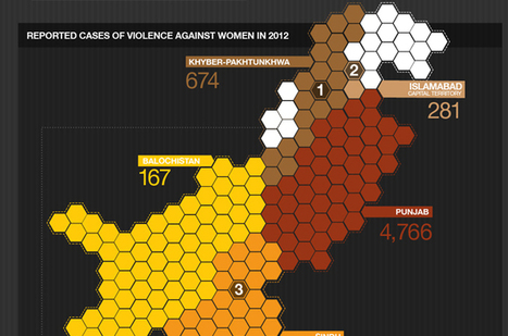 Infographic: Gender violence in Pakistan | Fabulous Feminism | Scoop.it