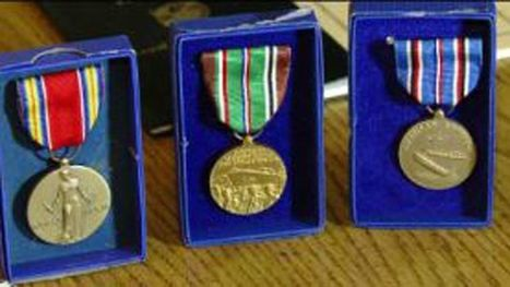 Mystery Solved Over World War Ii Medals In Dresser Donated To Goodwill | World at War | Scoop.it