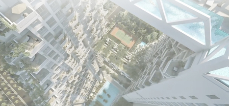 Next-generation high-rises offer glimpses of our urban skyline future | green streets | Scoop.it