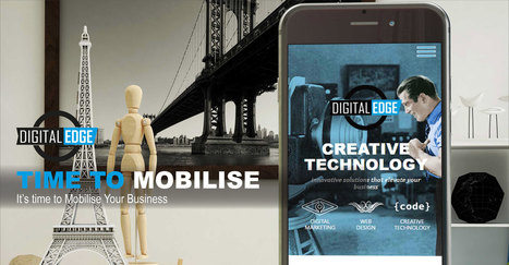 It's time to Mobilise Your Business | Digital Marketing & Web Design | Scoop.it
