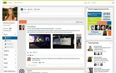 Top 10 social enterprise tools - Computer Business Review | Enterprise Social Network | Scoop.it