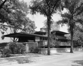 Must-Know Modern Homes: The Robie House - Houzz | Frank Lloyd Wright Robie House | Scoop.it