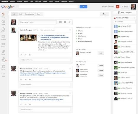 Diversification, intégration et nouvelles ambitions pour Google+ | Marketing & Réseaux sociaux | Scoop.it