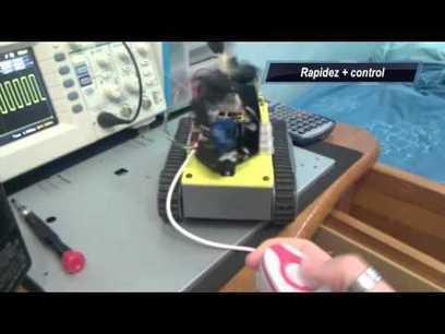 Orugas: Robot Arduino | InternetdelasCosas | Scoop.it