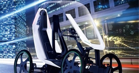 Are pedal-electric 'biohybrids' the solution to urban mobility? | Technology in life | Scoop.it