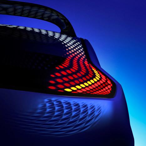 Concept car by Ross Lovegrove for Renault | dt unit | Scoop.it