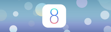Here's Some More Awesome iOS 8 Features They Didn't Talk About | Andrew Lee | Scoop.it