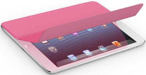 First Official iPad Mini Accessory.. the Mini Smart Cover   Up to date News   Scoop.it