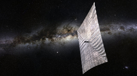LightSail Spacecraft Wakes Up Again, Deploys Solar Sail | Space In Cyberspace | Scoop.it