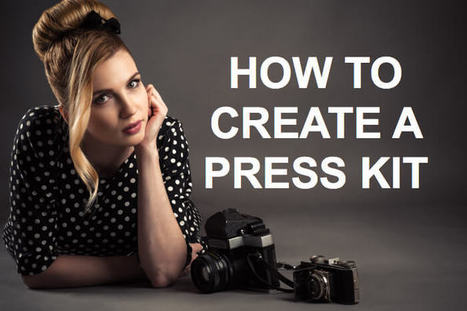 How To Create a Press Kit For Your Indie Movie   Human Rights and World Peace   Scoop.it