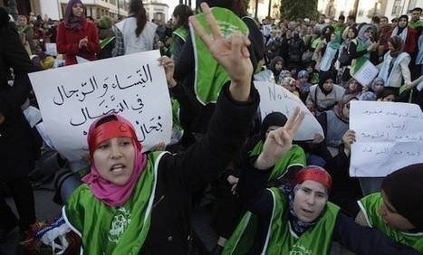 Morocco's Gender Equality Laws Failing to Change Situation   A Voice of Our Own   Scoop.it
