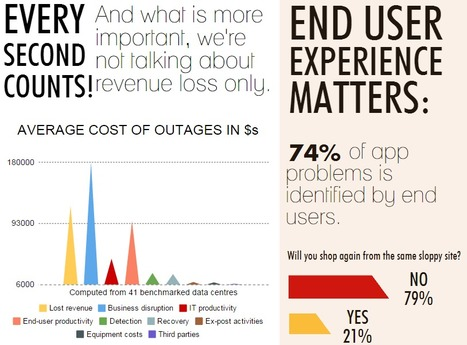 [Infographic] Application Performance Issue Is A Business Issue | Website Monitoring | Scoop.it