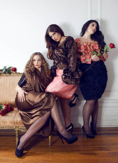 Plus Size Model Clementine Desseaux in New Campaign Photos ... | Fashion do's and don'ts | Scoop.it