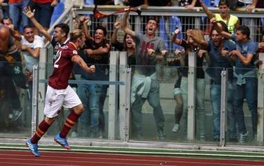 Roma end two-and-a-half year wait for Lazio win - SBS | Italian Football | Scoop.it