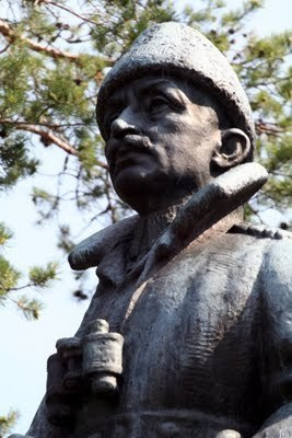 Fred Fry International: Mannerheim Statue 'Tampere' | Finland | Scoop.it
