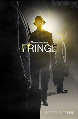 Fringe - Comic-Con Poster | Fringe Chronik | Scoop.it