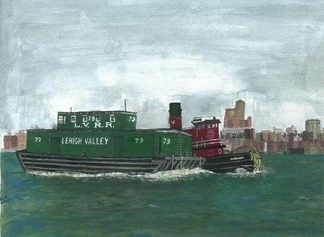 100 Year-Old Barge Celebrates Birthday with a Puppet Show, 7/12-20 - Broadway World | Brooklyn Buzz | Scoop.it