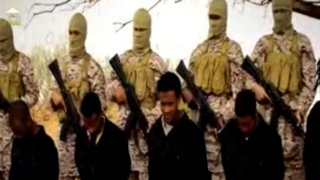 News - New ISIS video purportedly shows mass executions of Christians | ''SNIPPITS'' | Scoop.it