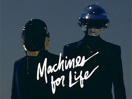Cover Story: Daft Punk | html5, webapp, mobility, ibooks, bootstrap | Scoop.it