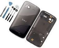 New OEM HTC Sensation G14 Battery cover Door /Back Cover Housing W/Tools-Black   HTC LCD & Digitizer Peplacement   Scoop.it