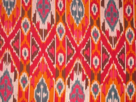 Ikat reading cloth | Year 4 Maths: Indonesian Ikat Patterns | Scoop.it