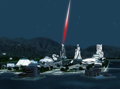 Carrière d'Astronome : découvertes et voyages dans l'espace « The Daily Sims | voyage | Scoop.it
