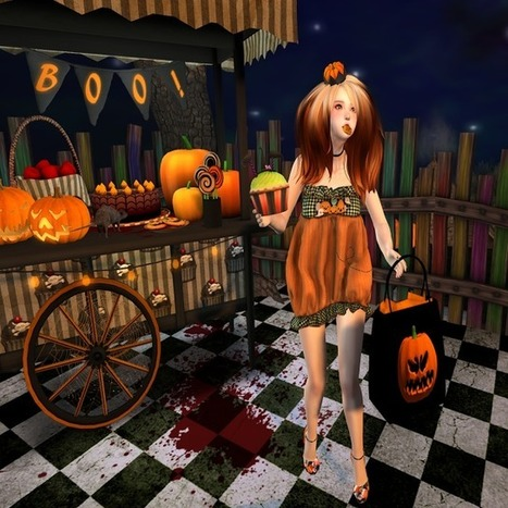 - Look 673 - Pumpkin | finding secondlife freebies | Scoop.it