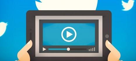 Ya puedes subir vídeos a Twitter directamente desde su web | Redes Sociales_aal66 | Scoop.it