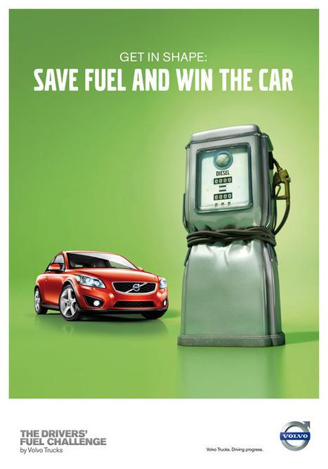 Volvo Trucks lance son challenge d'éco-conduite 2012 pour la région Europe centrale et de l'Est - truck Editions | Actualités com', pub | Scoop.it