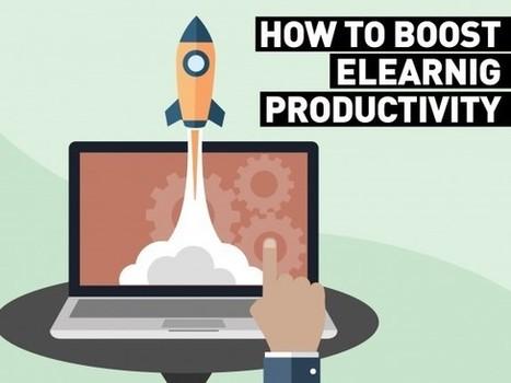 How to Boost #eLearning Productivity with 10 EdTech Online Tools. | E-Learning, Formación, Aprendizaje y Gestión del Conocimiento con TIC en pequeñas dosis. | Scoop.it