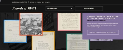 Records of Rights from the National Archives | News for North Country Cybrarians | Scoop.it